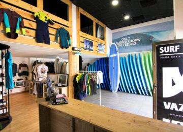 Im Surfshop