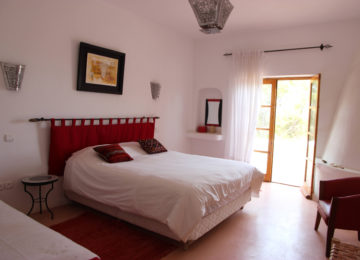 Double room on site