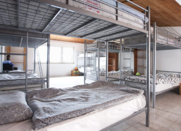Multi-bed room