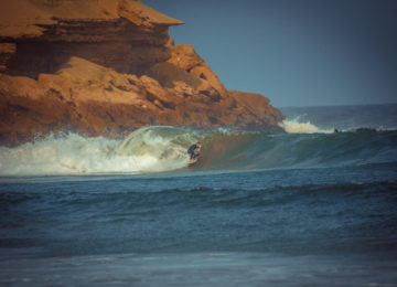 Angola Barrel Surf