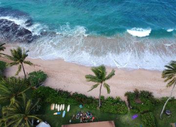 Beach Villa Hawaii Oahu
