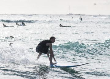 Surfkurs Oahu