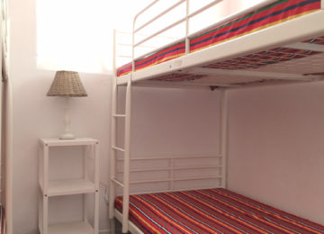 Multi-bed room