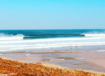 Waves at Aljezur