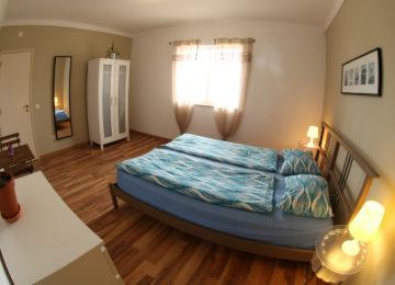 Double room in the Algarve