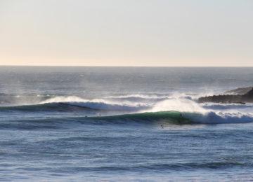 Waves in the Algarve