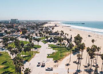 Kalifornien Strand