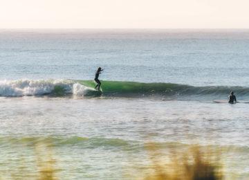 Surfer in den USA