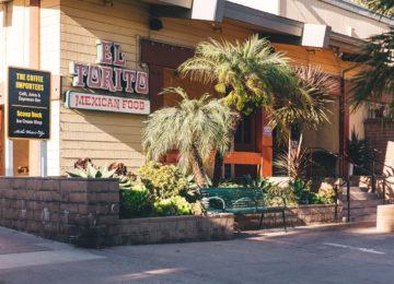 Mexikanisches Restaurant in San Clemente