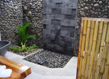 Openair Shower in Bali