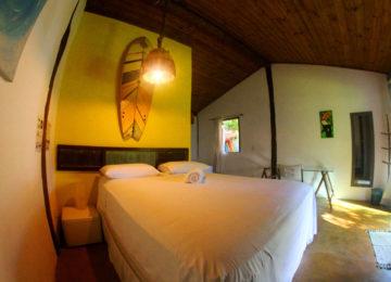 Doppelzimmer im Salvador Surfcamp