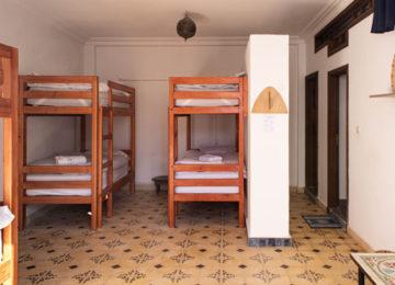 Mehrbettzimmer in Imsouane