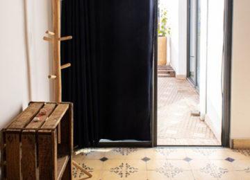 Mehrbettzimmer Eingang Marokko