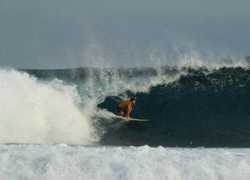 Backside Barrel Mentawais und Banyak Islands