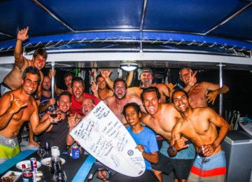 Mentawai Boat Trip Crew