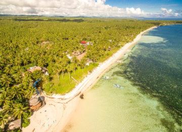Siargao Island Bravo Beach Resort Philippines