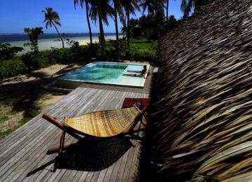 Pool at Bravo Beach Resort Siargao