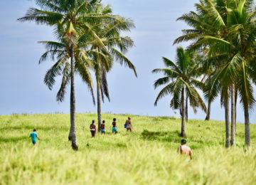 Sudden Rush Gäste unterwegs auf Siargao Island Philippinen
