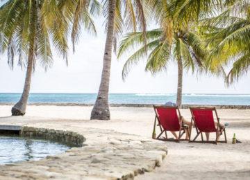 Chilling at Nemberala Beach Resort
