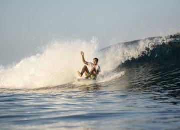 Fun Surf Session T-Land Kevin Völkle