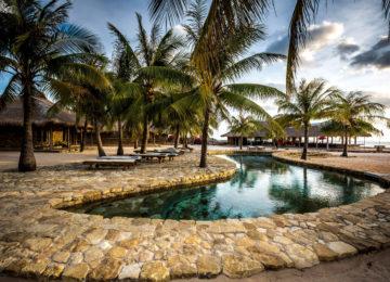 Pool at Nemberala Beach Resort