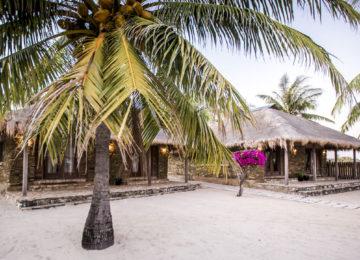 Nemberala Beach Resort Bungalows auf Rote