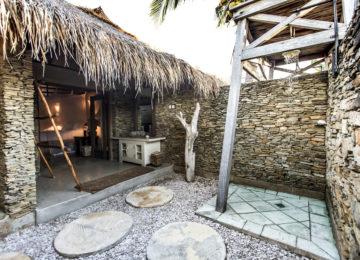 Outdoor Badezimmer Nemberala Beach Resort Rote