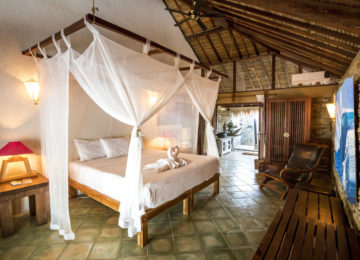 Luxus Doppelzimmer Nemberala Beach Rote
