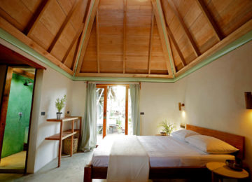Double Room Bungalow Siargao Philippines