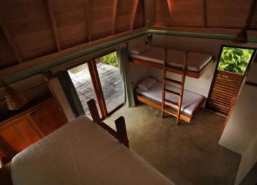 Multi-bed room on Siargao
