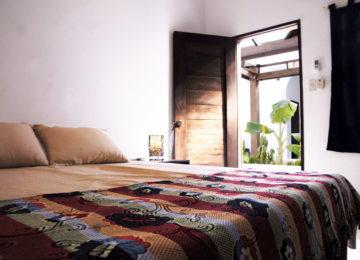 Privates Doppelzimmer im Riad Masaya auf Siargao