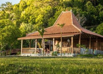 Bungalow Unterkunft im Mahi Mahi Resort