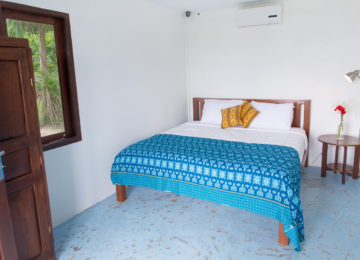 Double room at Eco Surf Resort