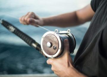 Fischen auf Simeulue Island