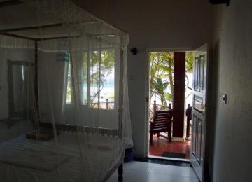 Bedroom at Surfcamp Sri Lanka in Ahangama