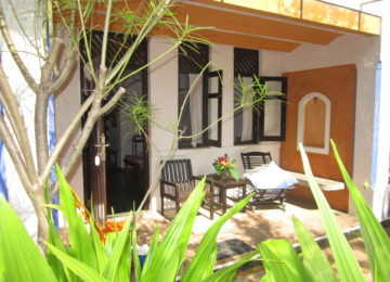 Double room with balcony in Arugam Bay