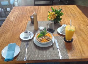 Breakfast at Stardust Sri Lanka