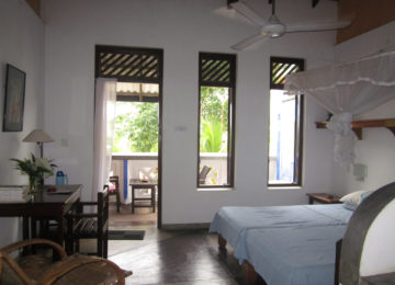 Double room in the main house of Stardust Arugam Bay