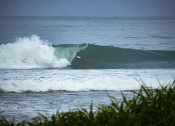 Barrel auf Simeulue Island Sumatra