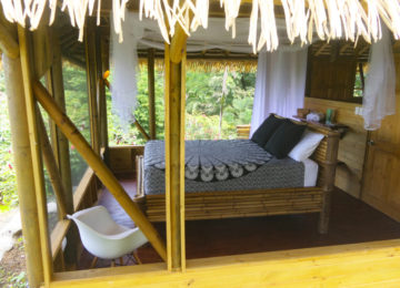 Bungalow at Sola Vista Eco Lodge