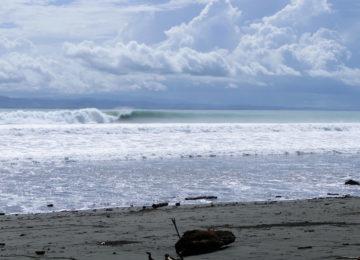 Surfspot at Pavones