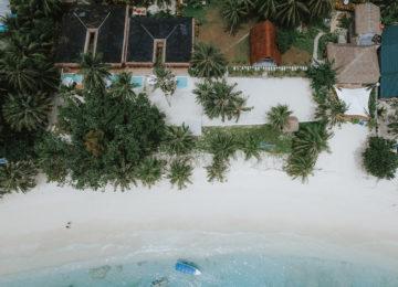 Drohnen Aufnahme HTS Resort