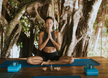 Yoga Retreat Mentawai Hollow Trees Resort
