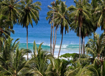Beach Break Mentawai Islands