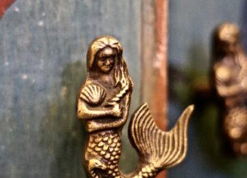 Meerjungfrau Mentawais