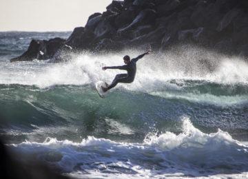 Erik vom Black Sand Surfcamp