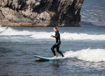 Surferin Black Sand Surfcamp