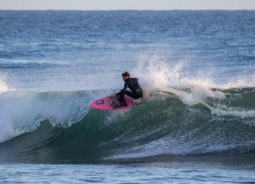 Joao vom Black Sand Surfcamp