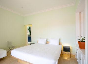 Doppelzimmer Azoren Surf House