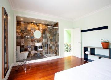 Doppelzimmer mit Bad
